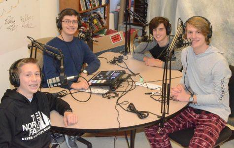 Eagle Eye Podcasts: Talon-T Talk, Vol. 1: 2019 TAHS Christmas Assembly