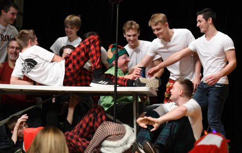 Photo Slideshow: 2019 TAHS Christmas Assembly