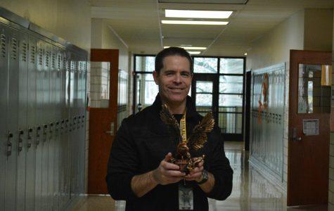 'Be Golden' Staff Member Of The Week: Mr. David Rutter