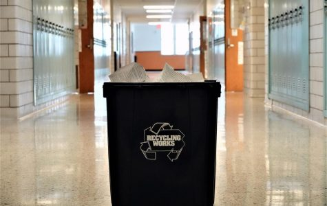 Green Alert: Lack of Recycling a Challenge at TAHS