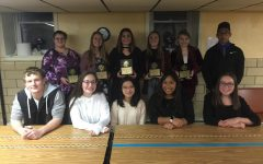 TAHS Speech Team Takes Home Five of Ten Individual Awards