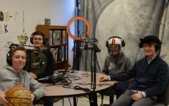 Eagle Eye Podcasts: Talon-T Talk, Episode 4 – Junior Brandon Lucas on Boys Basketball