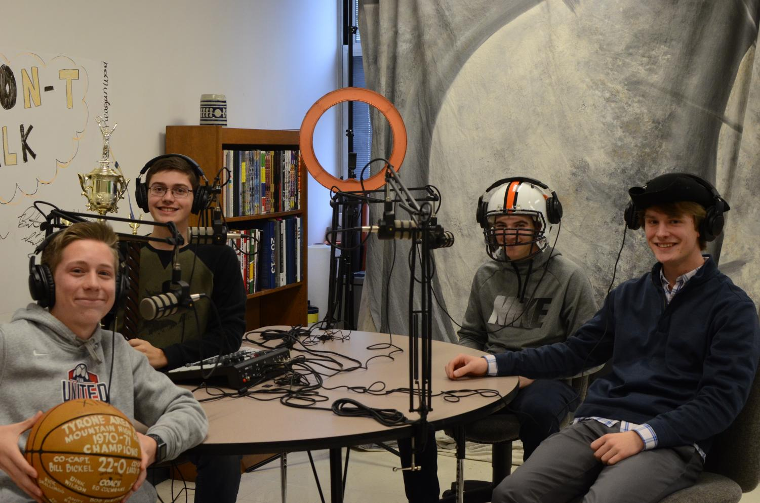 Talon-T Talk would like to thank Brandon Lucas for coming on the show.