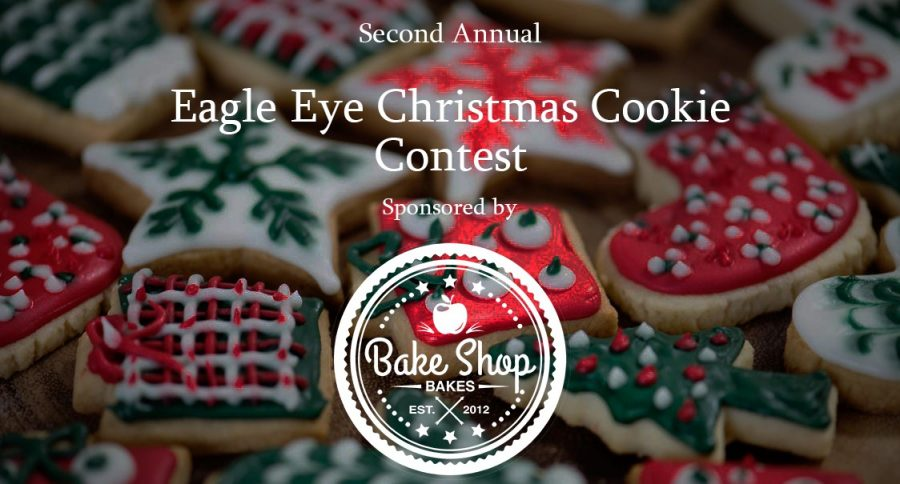 Burger and Shaw Win the Second Annual Eagle Eye Cookie Contest