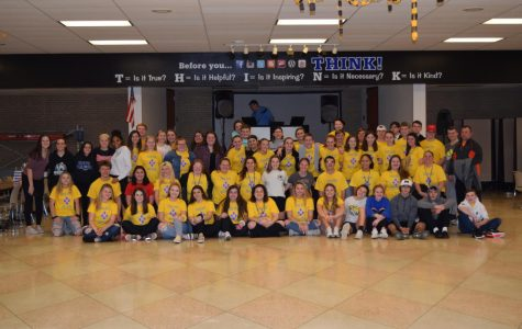 Tyrone Hosts First Ever Mini-Thon