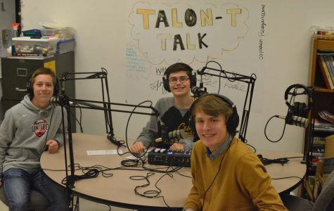 Eagle Eye Podcasts: Talon-T Talk Vol. 2 –  Emma Getz on the Lady Eagles