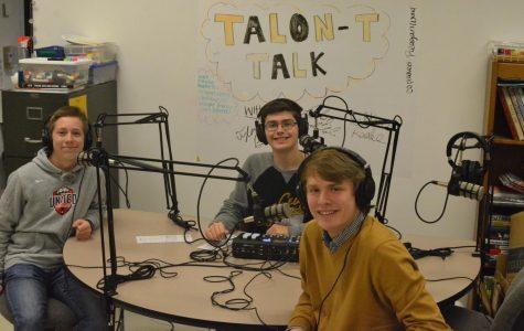 Eagle Eye Podcasts: Talon-T Talk Vol. 3 – Hunter Walk on the 2019-20 Wrestling Season