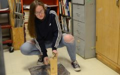 Physics Students Play Projectile Tanks