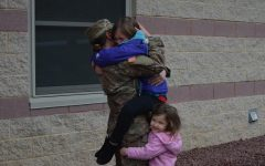 Welcome Home: Tyrone Soldier Surprises Sister After 10 Month Deployment