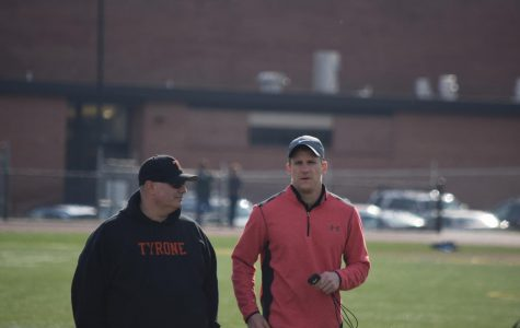 Keeping Pace with Tyrone Track and Field Head Coach Brad Kanuch