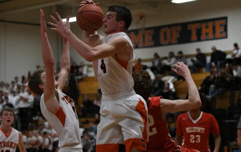 Eagles Fall in Huntingdon Rematch