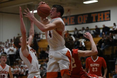 Eagles Finally Fall in OT at Johnstown