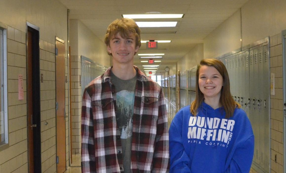Jacob Greene and Emily Detwiler audition and move onto District Band.