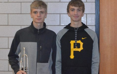Two TAHS Musicians Qualify for PMEA District Jazz Festival