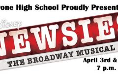 Tyrone High School Proudly Presents Newsies