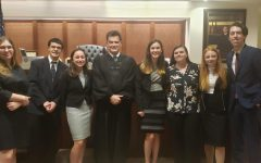 Court is Adjourned: Mock Trial B Team Finishes Season