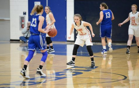 Lady Eagles Punch Ticket to District Final