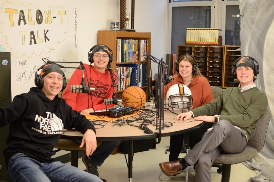 Talon-T Talk would like to thank Callie for coming on the show!