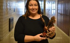 'Be Golden' Staff Member of the Week: Ms. Jamie Ewell Irvin