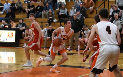 Tyrone Soars Over Central
