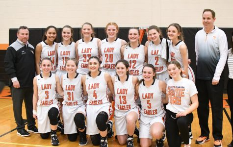 Lady Eagles Continue Historic Season with Huge Weekend