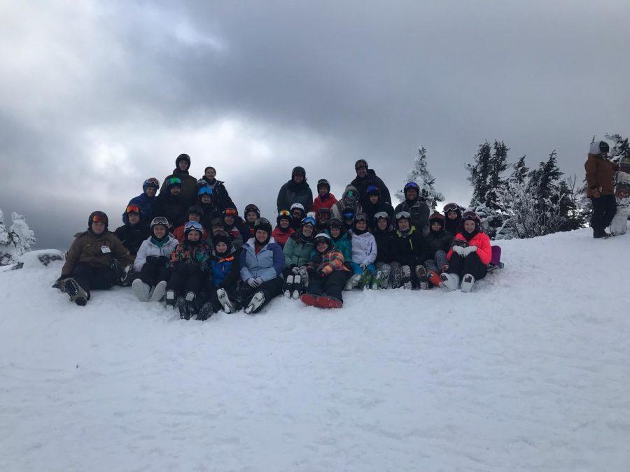 Tyrone Ski Club Enjoys Presidents Day Weekend in Vermont