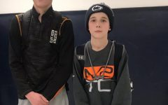 Tyrone Junior High Wrestlers Qualify for States