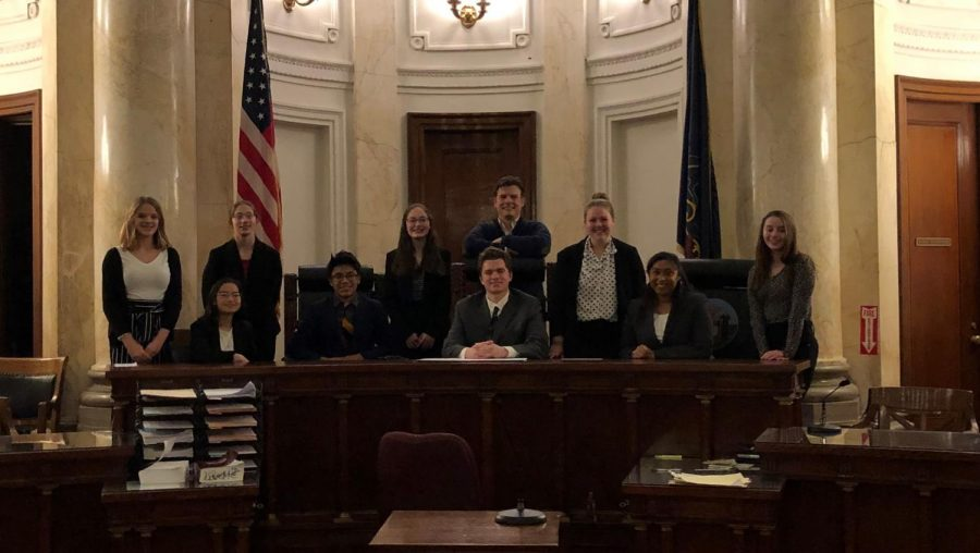 The Mock Trial A Team