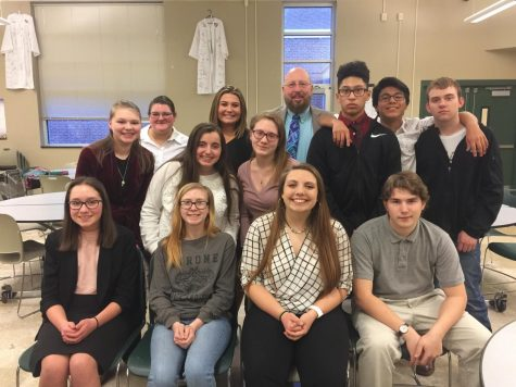 HOSA Celebrates Successful Year
