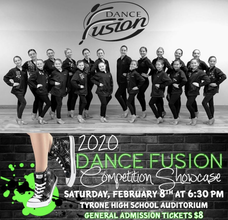 The Dance Fusion Competition Team.