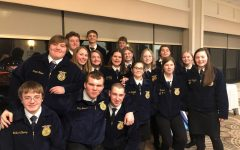 FFA Members Attend ACES Conference in Harrisburg