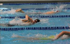 Coleman Leads Tyrone Swimmers at Districts