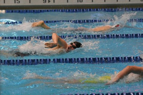Tyrone Swimming Goes 6-0 on the Week
