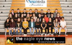 The Tyrone Eagle Eye staff won four Keystone Press Awards for the 2019 calendar year, including best website in PA