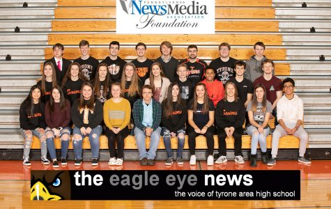 Eagle Eye Wins Keystone Press Award for Best Student News Website in PA