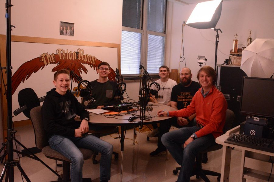 The Talon-T Talk show would like to thank Hunter Walk and Coach Tate for coming on the show!