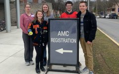 Tyrone Represents At AMC 12 Math Competition