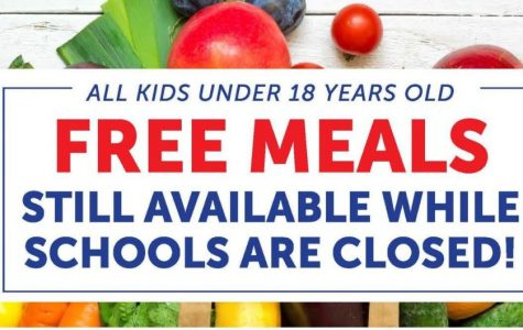 The Tyrone Area School District with the help of The Nutrition Group are offering free breakfast and lunch care packages to any district family with children.  In addition, the Golden Eagle Backpack Program is also expanding their reach to help families in need