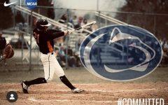 Tyrone's Lehner to Play Baseball at PSU Harrisburg