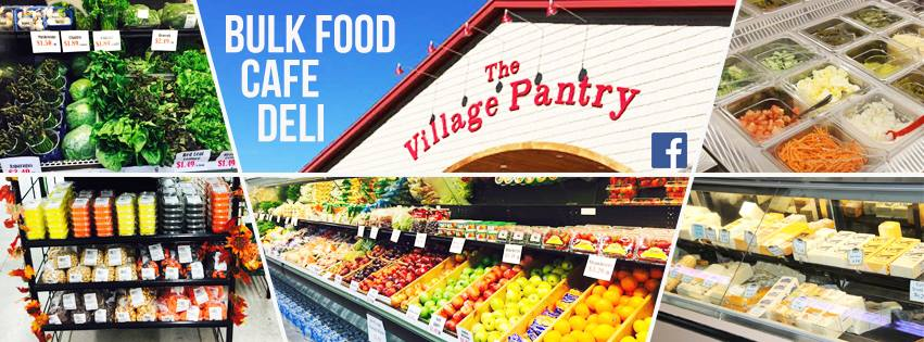 The Village Pantry in Tyrone is offering contactless delivery for residents in the Tyrone area.