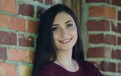 Tyrone High School Class of 2020 valedictorian Alicia Endress.