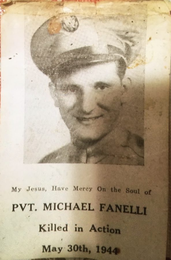 Veterans Day Remembrance: Pvt. Michael Fanella
