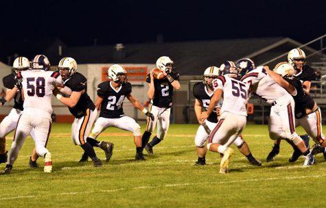Brandon Lucas and the line