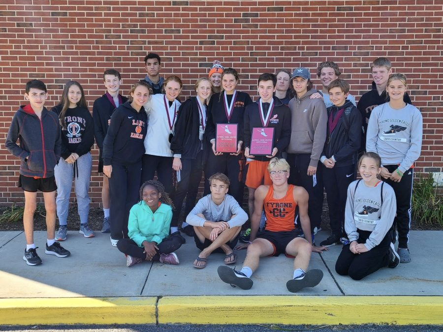 Tyrone+XC+Wins+Altoona+Invitational