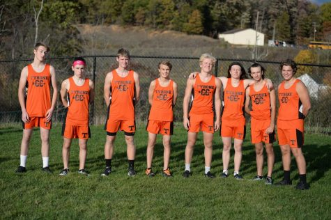 Cross Country Heads into Post Season Strong