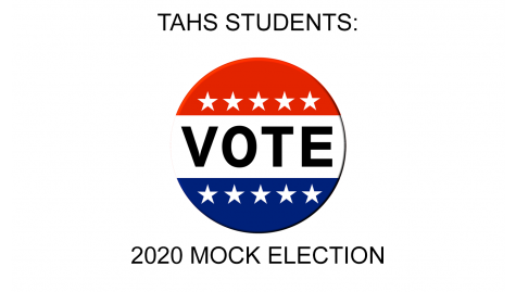 Results of the 2020 Tyrone High School Mock Election