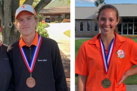 Athletes of the Week: Cassidy Miksich and Jake Taylor