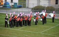 Tyrone Area marching Band