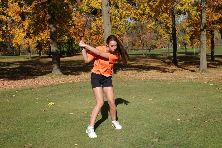 Miksich and Taylor to Compete at State Golf Tournament