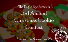 Join the Christmas Cookie Contest for a Chance to win a prize!